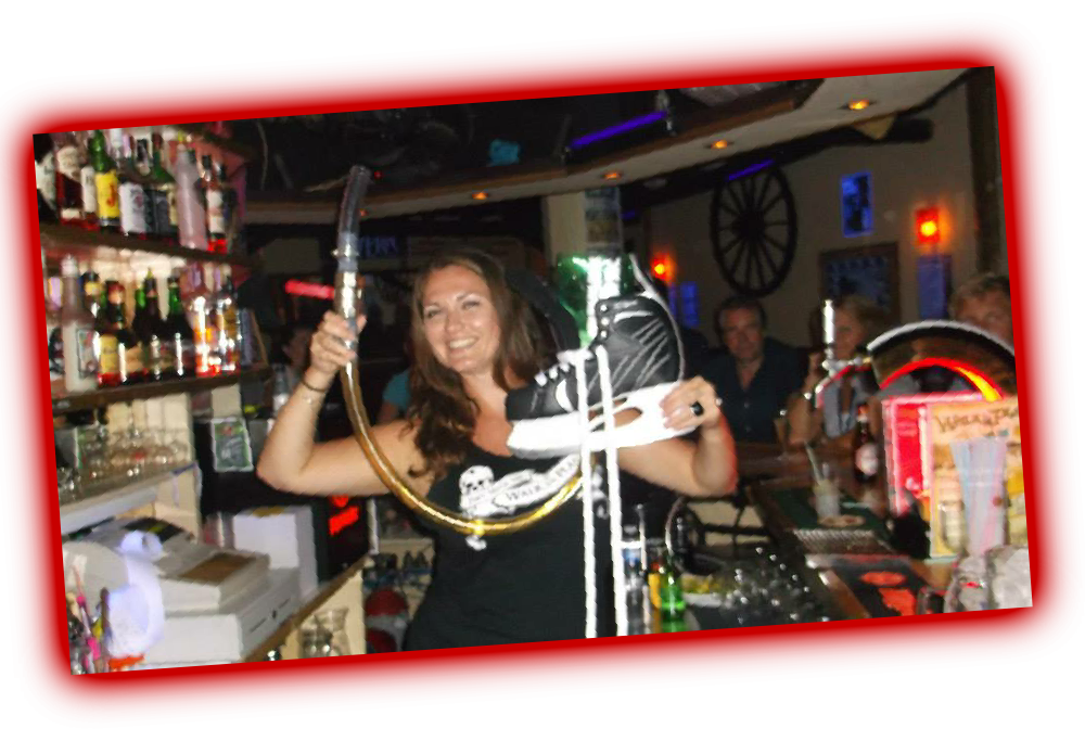 Beer Bongs The Tavern Lagos Portugal